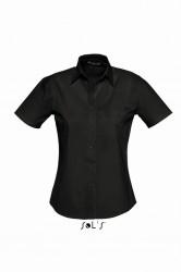 SOL'S Ladies Energy Short Sleeve Poplin Shirt image