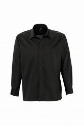 SOL'S Bradford Long Sleeve Poplin Shirt image