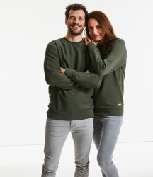 Russell Pure Organic Reversible Sweatshirt image