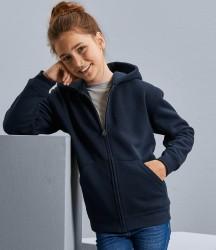 Russell Kids Authentic Zip Hooded Sweatshirt image