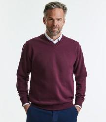 Russell V Neck Sweatshirt image