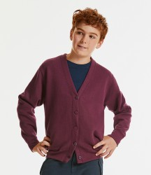 Jerzees Schoolgear Kids Sweat Cardigan image