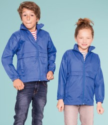 SOL'S Kids Surf Windbreaker Jacket image