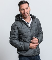 Russell Hooded Nano Padded Jacket image