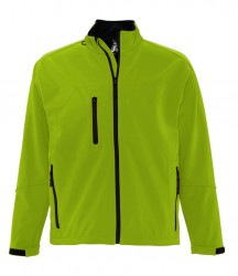 Image 12 of SOL'S Relax Soft Shell Jacket