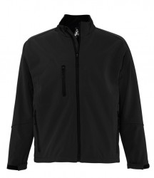 Image 10 of SOL'S Relax Soft Shell Jacket