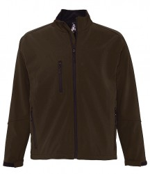 Image 3 of SOL'S Relax Soft Shell Jacket