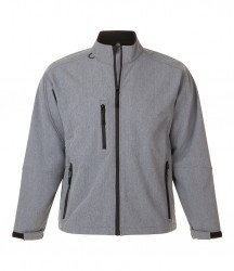 Image 4 of SOL'S Relax Soft Shell Jacket