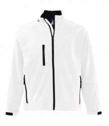 Image 6 of SOL'S Relax Soft Shell Jacket