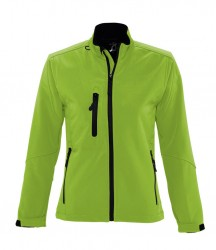 Image 10 of SOL'S Ladies Roxy Soft Shell Jacket