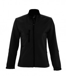 Image 5 of SOL'S Ladies Roxy Soft Shell Jacket