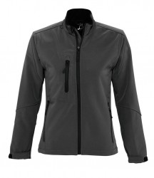 Image 7 of SOL'S Ladies Roxy Soft Shell Jacket