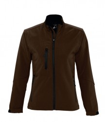 Image 8 of SOL'S Ladies Roxy Soft Shell Jacket