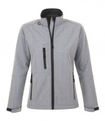 Image 9 of SOL'S Ladies Roxy Soft Shell Jacket