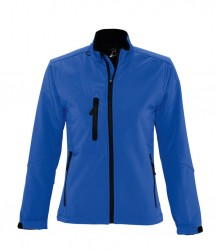 Image 4 of SOL'S Ladies Roxy Soft Shell Jacket