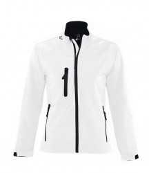 Image 12 of SOL'S Ladies Roxy Soft Shell Jacket
