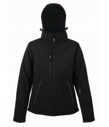 SOL'S Ladies Rock Soft Shell Jacket image