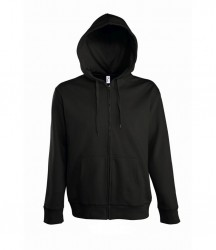 SOL'S Seven Zip Hooded Sweatshirt image