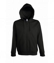 SOL'S Seven Zip Hooded Sweatshirt image