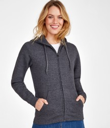 SOL'S Ladies Seven Zip Hooded Sweatshirt image
