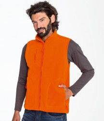 SOL'S Unisex Norway Fleece Bodywarmer image