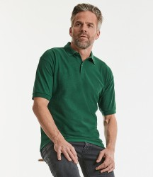 Russell Poly/Cotton Piqué Polo Shirt image