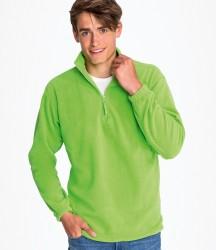SOL'S Ness Zip Neck Fleece image
