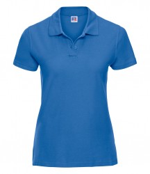 Russell Ladies Ultimate Cotton Piqué Polo Shirt image