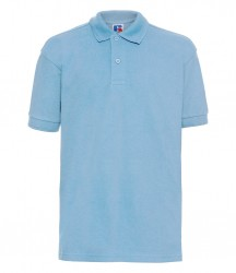 Jerzees Schoolgear Kids Hardwearing Poly/Cotton Piqué Polo Shirt image