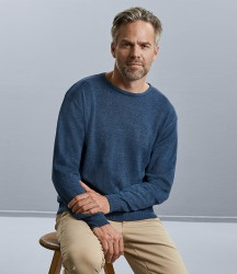 Russell Cotton Acrylic Crew Neck Sweater image