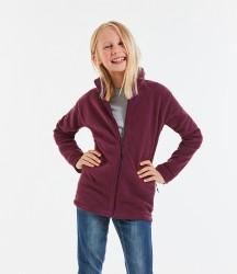 Jerzees Schoolgear Kids Outdoor Fleece Jacket image