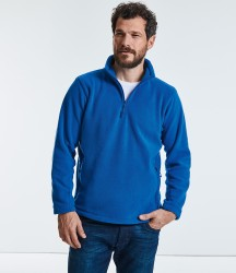 Russell Zip Neck Outdoor Fleece image