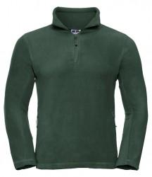 Image 6 of Russell Zip Neck Outdoor Fleece