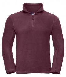 Image 7 of Russell Zip Neck Outdoor Fleece