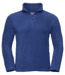 Image 4 of Russell Zip Neck Outdoor Fleece