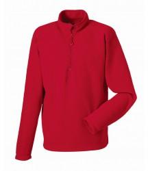 Image 4 of Russell Zip Neck Micro Fleece