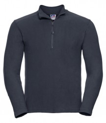 Russell Zip Neck Micro Fleece image