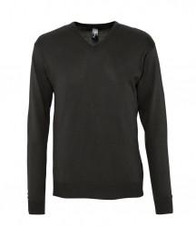 SOL'S Galaxy Cotton Acrylic V Neck Sweater image