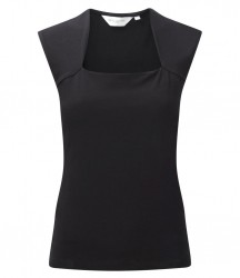 Russell Collection Ladies Sleeveless Stretch Top image