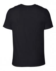 Image 2 of Anvil Lightweight V Neck T-Shirt