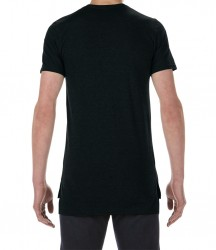 Image 2 of Anvil Lightweight Long & Lean T-Shirt