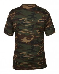 Image 1 of Anvil Camouflage T-Shirt