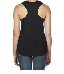 Image 1 of Anvil Ladies Tri-Blend Racer Back Tank