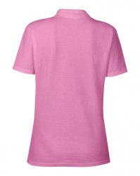 Image 1 of Anvil Ladies Cotton Double Piqué Polo Shirt