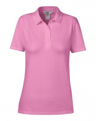 Image 2 of Anvil Ladies Cotton Double Piqué Polo Shirt