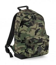 Image 2 of BagBase Camo Backpack