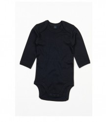 Image 1 of BabyBugz Baby Organic Long Sleeve Bodysuit