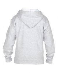 Image 2 of Gildan Kids Heavy Blend™ Zip Hooded Sweatshirt