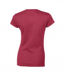 Image 1 of Gildan SoftStyle® Ladies Fitted Ringspun T-Shirt