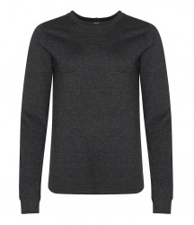 Image 1 of AWDis Girlie Heather Sweatshirt